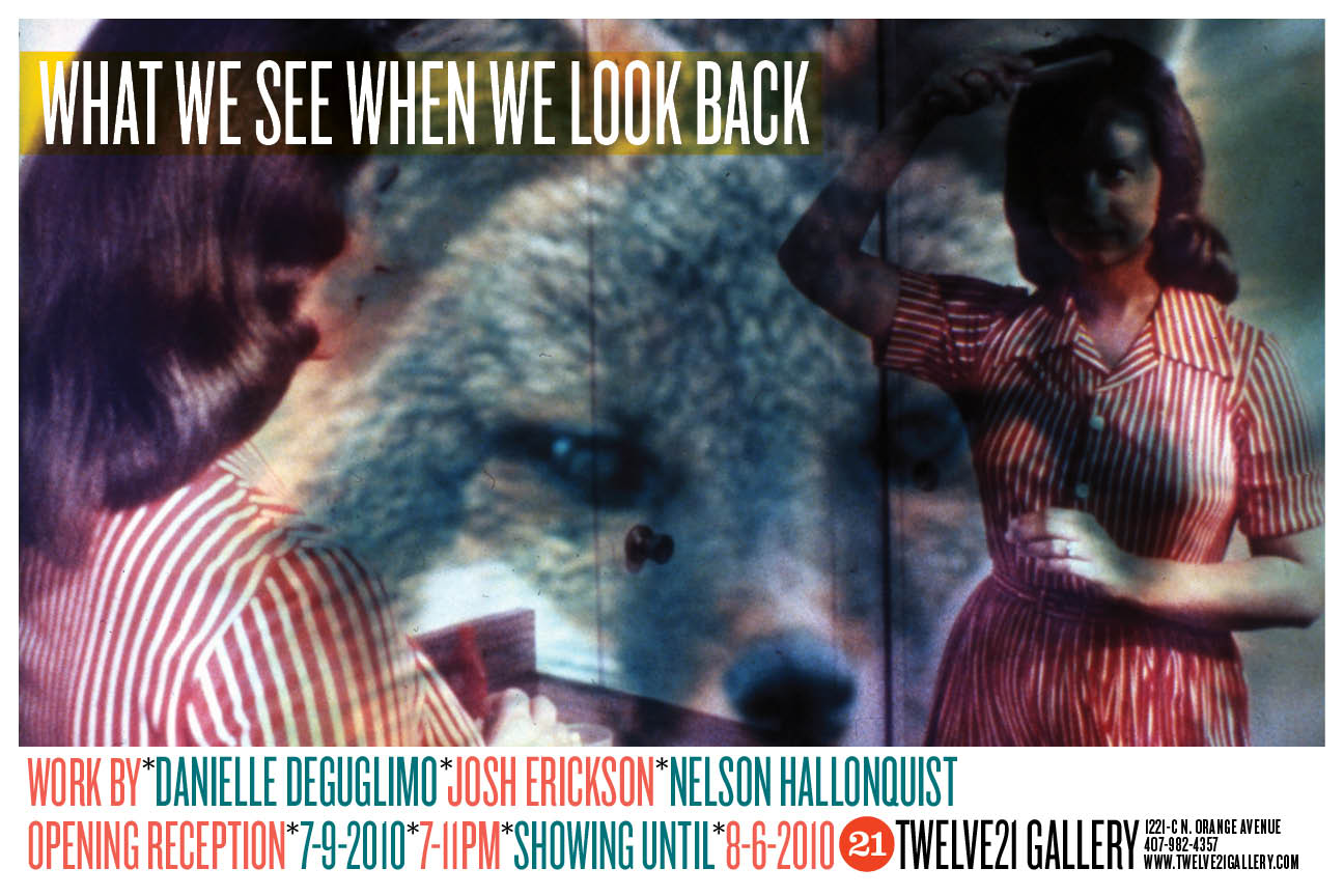 What We See When We Look Back