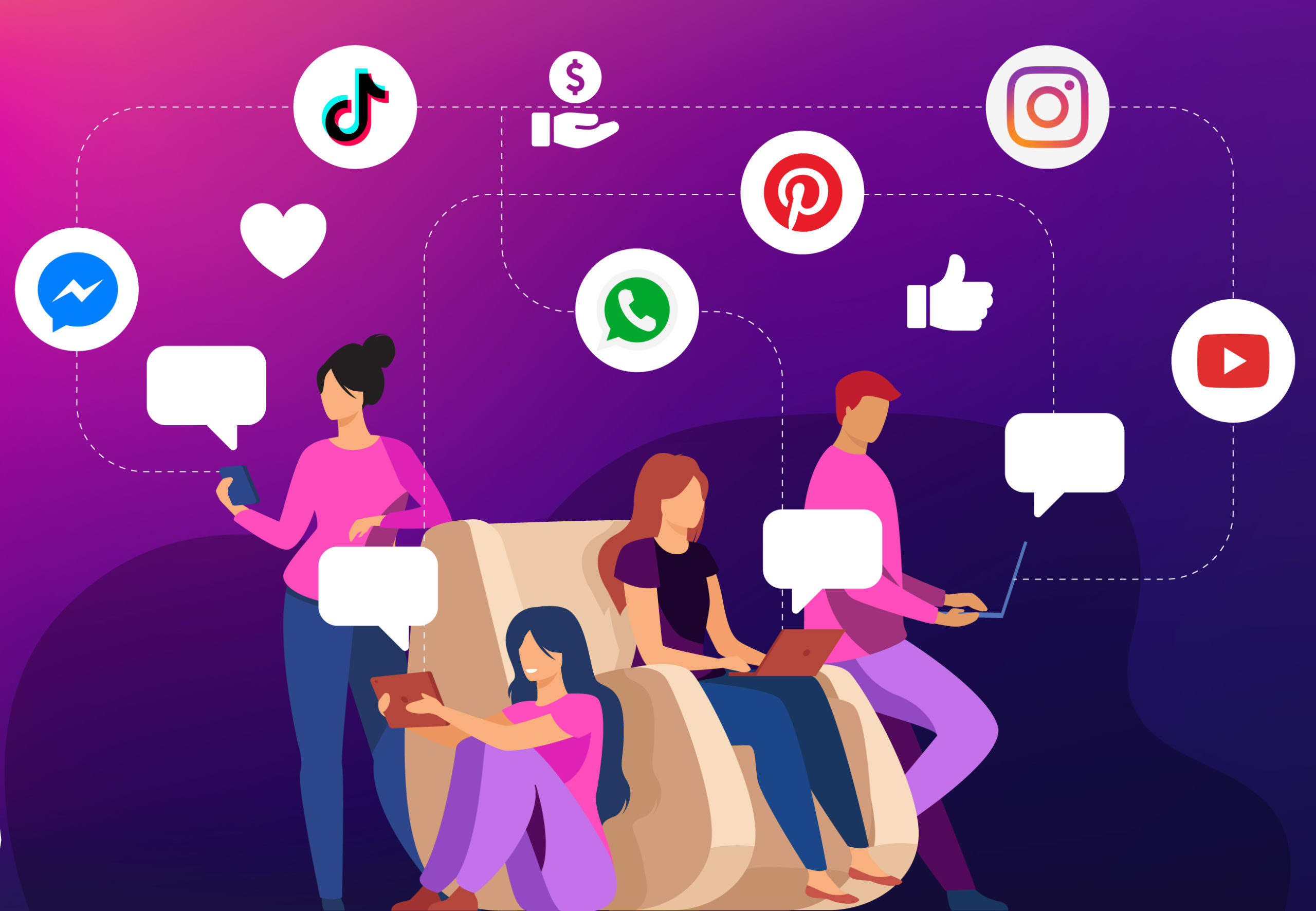 The Latest & Greatest Social Media Features Of Spring 2020
